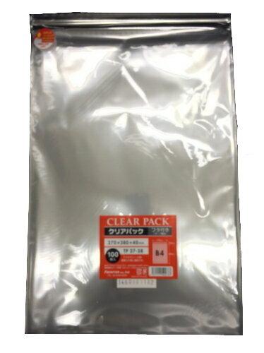 透明 ワンタッチOPP封筒TP27-38×1000枚 B4サイズ用 封緘テープつき
