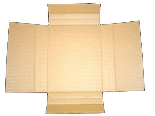 ちいさな荷物の発送に最適 舗 タトウ式ダンボール ヤッコA4サイズ×10枚 パック 激安価格と即納で通信販売 ゆうパケット発送に クリックポスト 送料無料 冊子梱包