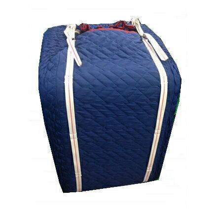 ベルト付洗濯機カバー 1200×1700~2900 キルティング 引越し資材 一部除き送料無料
