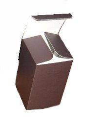ギフト用小型ダンボール「お好みBOX」NO1(ブラウン) ×200枚パック 送料無料