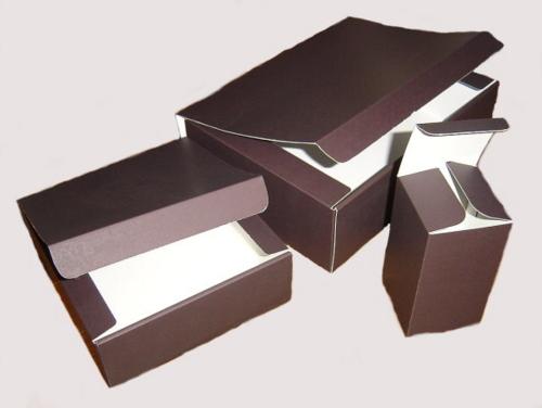 ギフト用小型ダンボール「お好みBOX」NO4(ブラウン)×100枚パック 送料無料