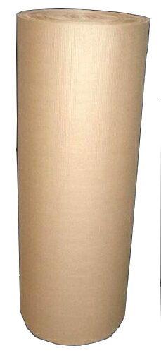 軽く柔らかい使いやすい巻き段です 法人 店舗向け商品 やわらかく 使いやすい パック 直営限定アウトレット 片ダンボール 安い シート クラフト巻ダンボール1200mm×50m×2巻