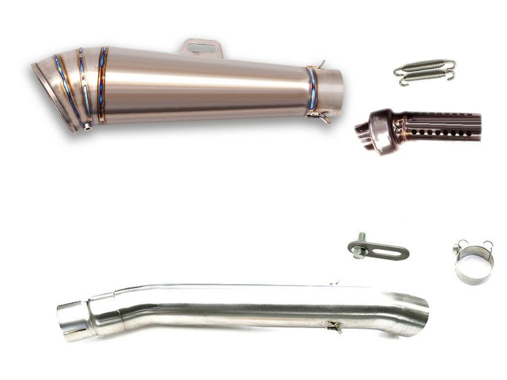 GSX-R1000 K1K4 2001-2004 LCI GPチタンスリップオンマフラー