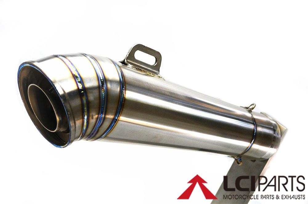 ZX10R ZX-10R 2011-2016 LCI GP Titan slip on mufflers
