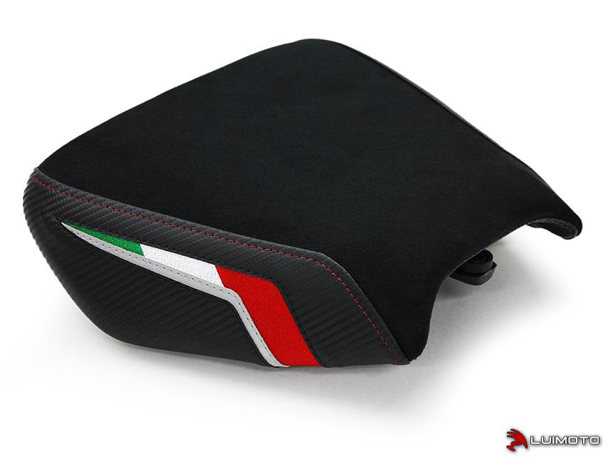 APRILIA RS250 98-02 LUIMOTO 製ライダーシートカバー (Team Italia 9051101)