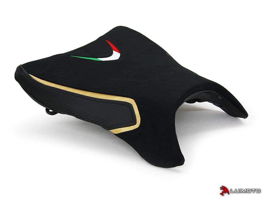 APRILIA FALCO SL1000 99-05 LUIMOTO 製ライダーシートカバー (Team Italia 9061101)