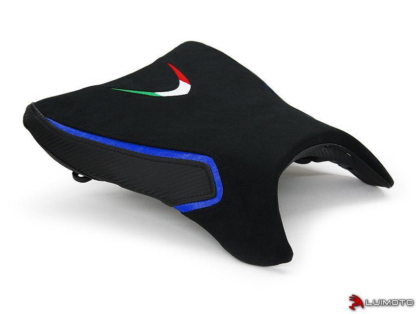 APRILIA FALCO SL1000 99-05 LUIMOTO 製ライダーシートカバー (Team Italia 9061104)