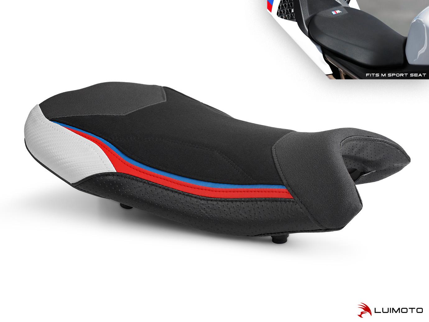 BMW S1000RR 19-20 LUIMOTO 製M Sport ライダーシートカバー (Technik 8285101)