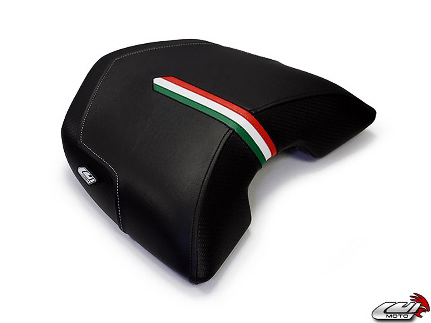 DUCATI MULTISTRADA 620 1000 1100 03-09 LUIMOTO 製タンデムシートカバー (Team Italia 1091201)