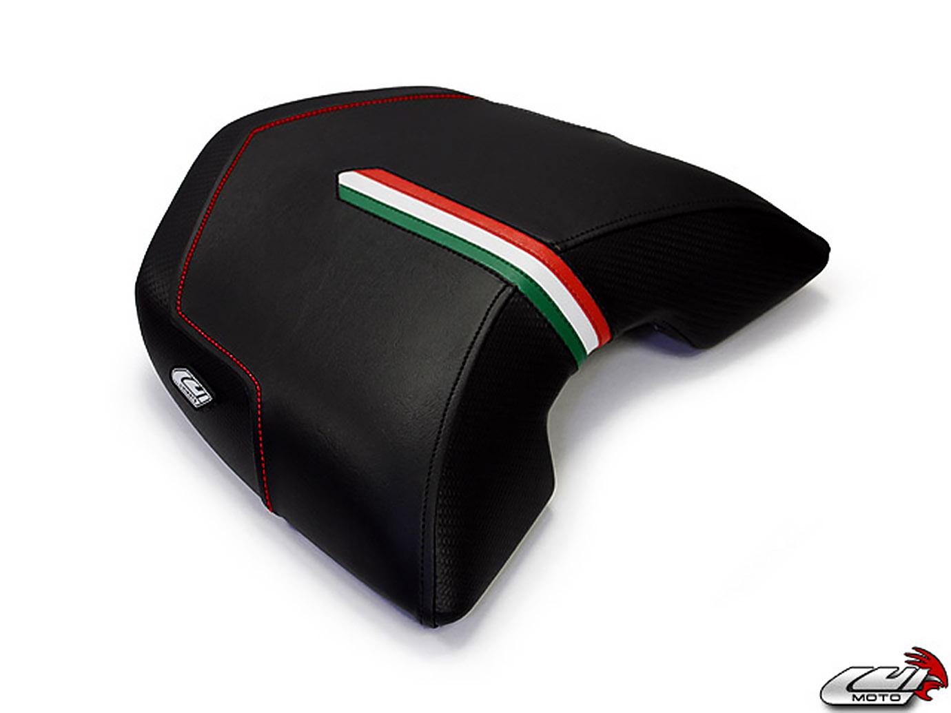 DUCATI MULTISTRADA 620 1000 1100 03-09 LUIMOTO 製タンデムシートカバー (Team Italia 1091202)