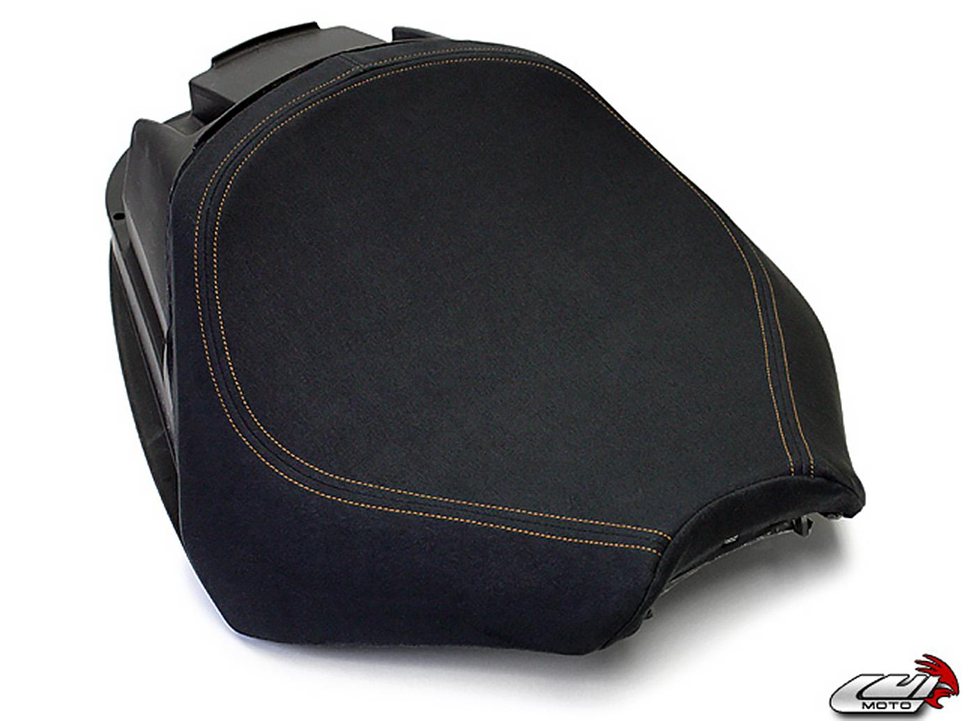 DUCATI SPORT CLASSIC 06-09 LUIMOTO 製ライダーシートカバー (Monoposto Suede 1111105)