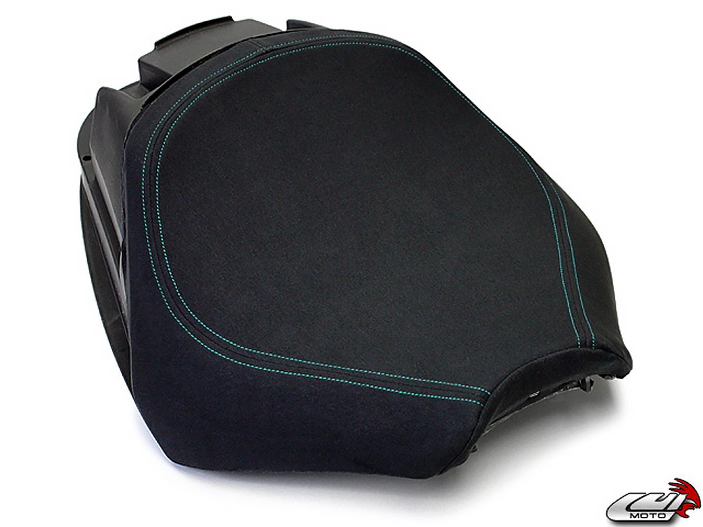 DUCATI SPORT CLASSIC 06-09 LUIMOTO 製ライダーシートカバー (Monoposto Suede 1111106)
