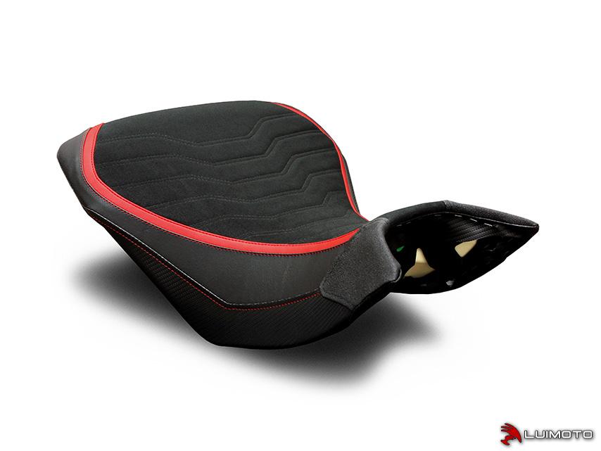 DUCATI MULTISTRADA 1200 1260 15-20 LUIMOTO 製ライダーシートカバー (Team Italia 1331101)