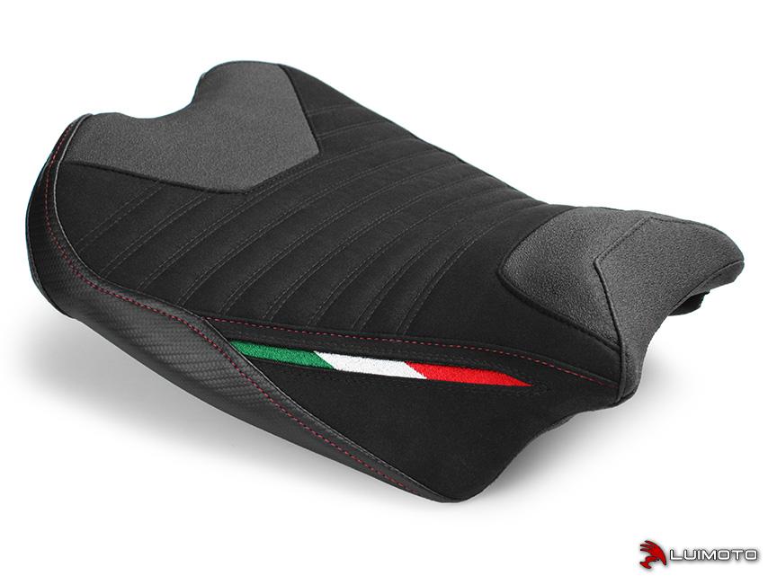 DUCATI PANIGALE V4 18-20 LUIMOTO 製ライダーシートカバー (Corsa 1452101)