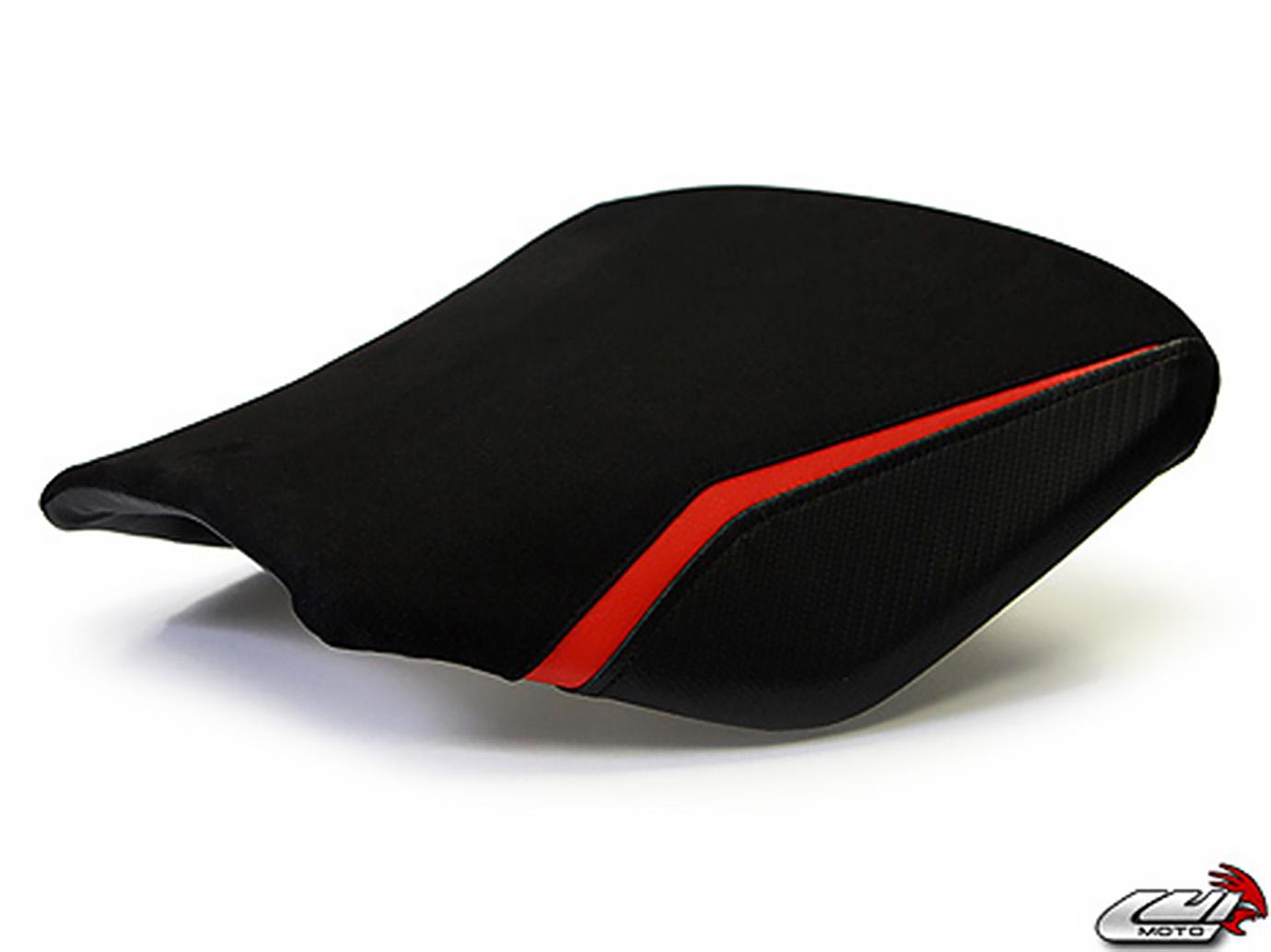 HONDA VTR1000 RC51 SP1 SP2 00-06 LUIMOTO 製ライダーシートカバー (Suede Line 2012101)