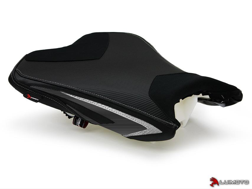 KAWASAKI NINJA ZX-6R 13-18 LUIMOTO 製ライダーシートカバー (Sport 3221103)