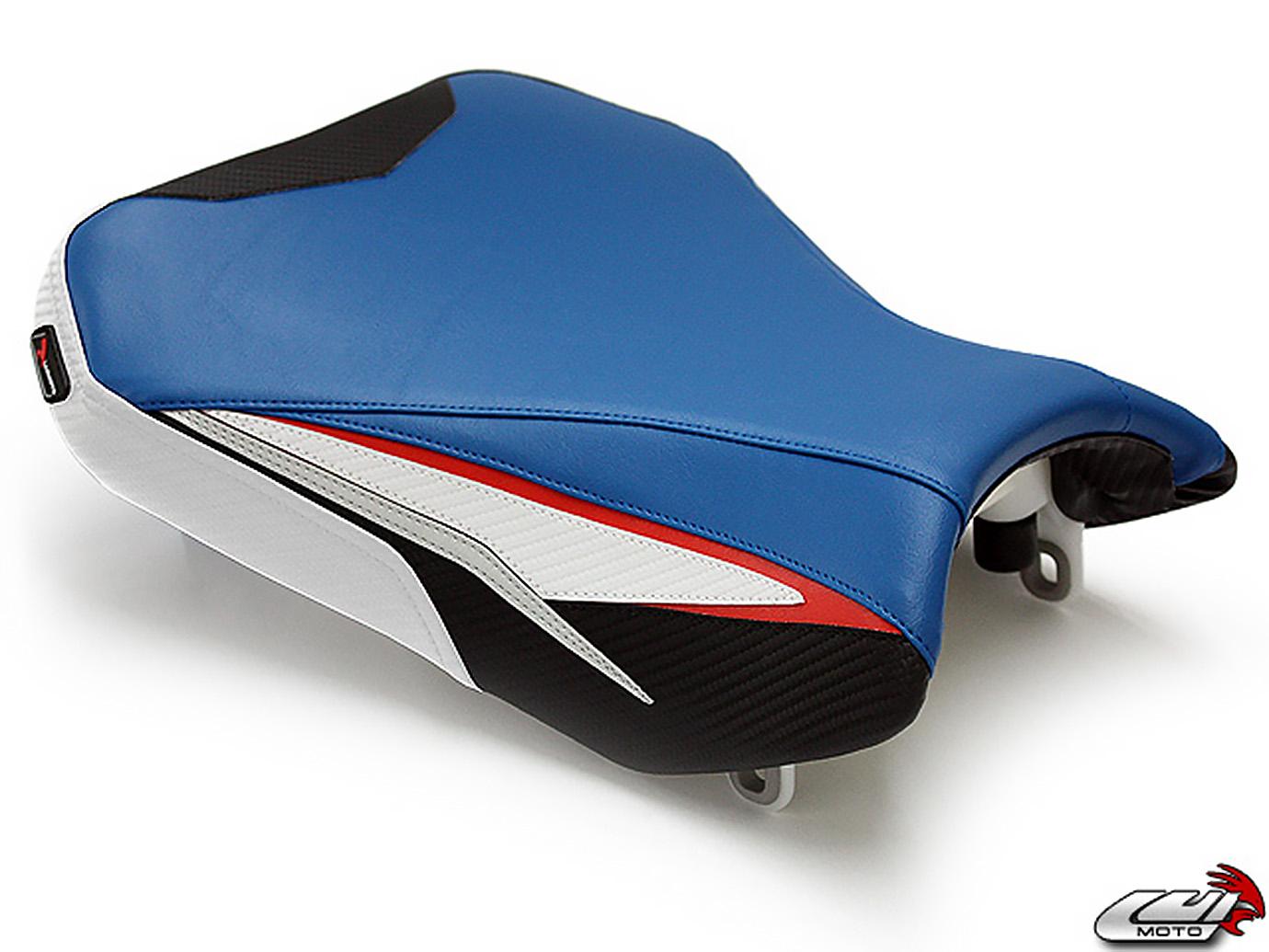 SUZUKI GSX-R 600 750 11-20 LUIMOTO 製ライダーシートカバー (Sport 4132101)