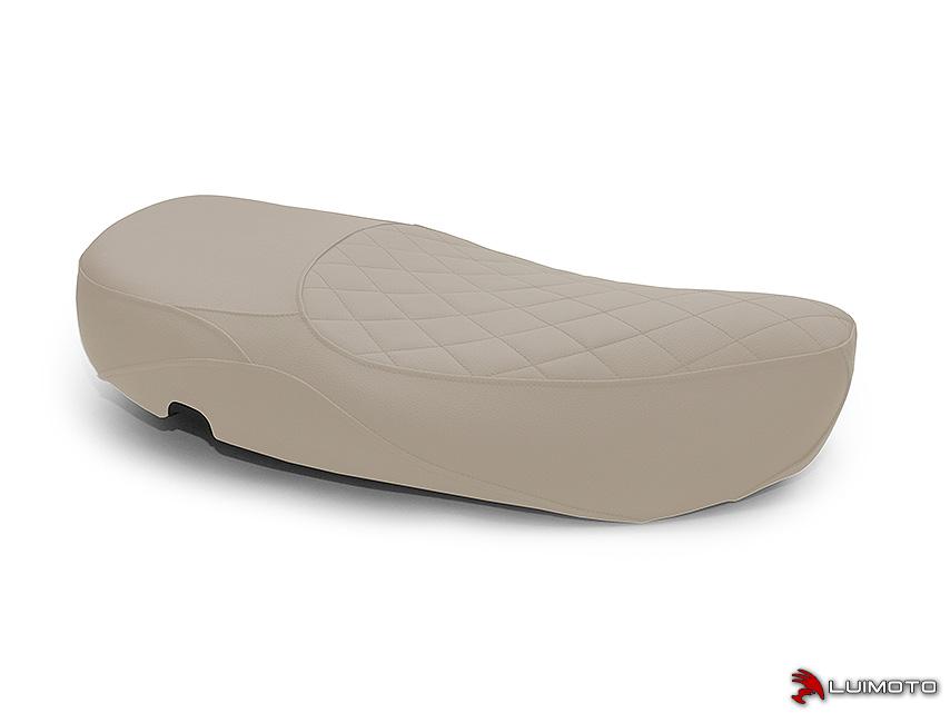 VESPA LX 50/150 06-18 LUIMOTO 製ライダーシートカバー (Cenno 16031106)