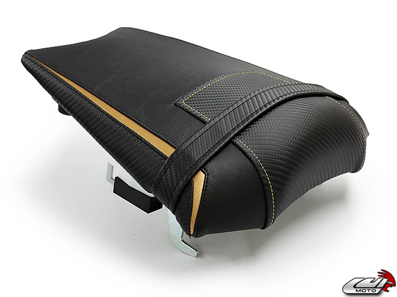 YAMAHA FZ8 FAZER 8 10-14 LUIMOTO 製タンデムシートカバー (Sport 5111201)