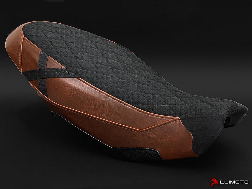 スクランブラー [LUIMOTO] ライダーシートカバー (Military X 1323102)