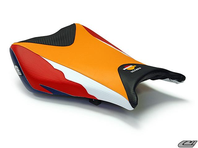 CBR1000RR 2008-2011 [LUIMOTO] ライダーシートカバー (Repsol 2113101)
