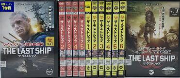 新入荷 レンタル落ちです DVD BDのセット商品はケース無し モデル着用&注目アイテム ジャケットディスクのみ発送になります 当店オススメ 売れ筋 kn2-8997yy ザ 洋画 中古レンタル落ち シーズン1~3 ラストシップ ケースなし発送 日本語字幕版 ファースト 直送商品 全24巻