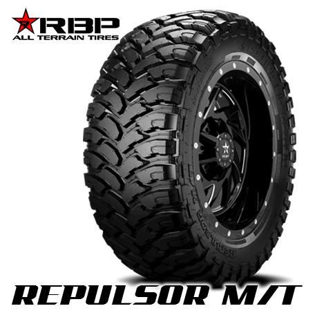 RBP オフロードタイヤ - REPULSOR M/T 315/75R16