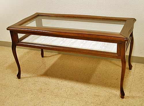 イタリア製 輸入家具 シンプルで上品なショーケーステーブル Lucaシリーズ アルティジャーナ L'artigiana 209