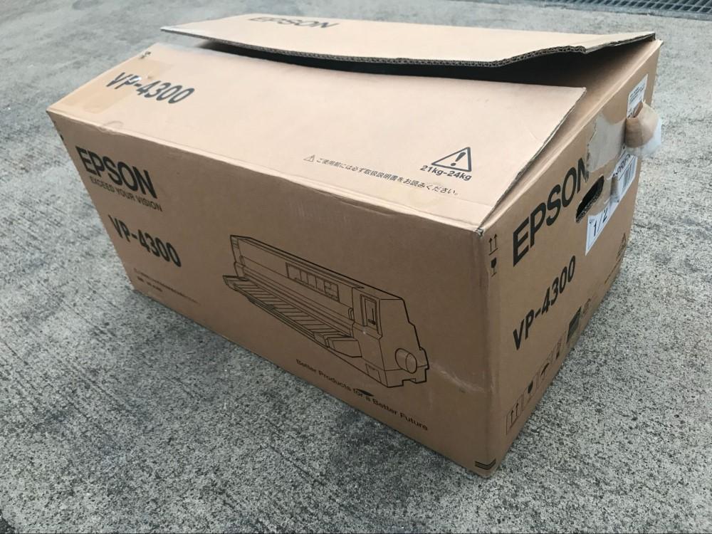送料無料★未使用保管品★EPSON VP-4300★【中古】