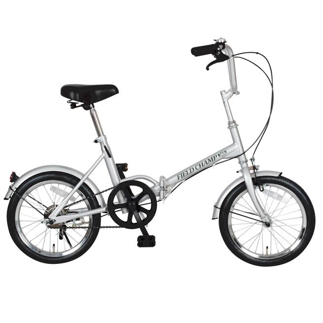 16インチ折り畳み自転車 フィールドチャンプ FDB16 【FIELD CHAMP 自転車 No.72750 SL 365 MIMUGO ミムゴ】[直送品]
