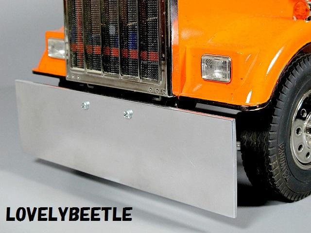 直送商品 送料無料 LS1 新作通販 14RC カスタムバンパー スタンダードタイプ トラック用