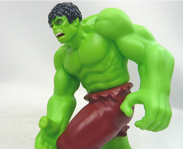 送料無料 レア 超人ハルクアメコミマーベル 18cmソフビフィギュア 爆売りセール開催中 黄緑 おもちゃ 売り出し 人形 アメコミ MARVELCorner 男の子