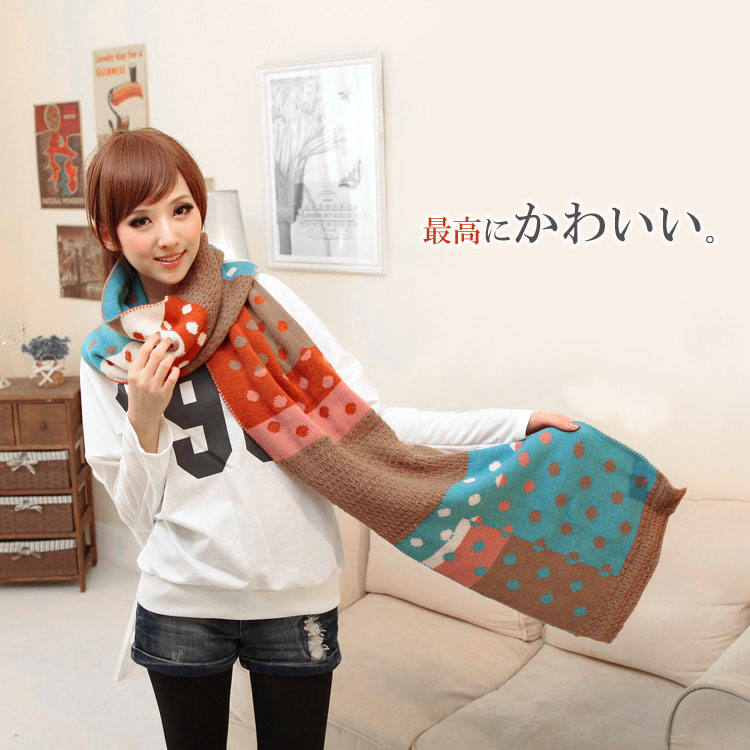 Auc Loveplus Rakuten Global Market Colorful Fabric Polka Dot