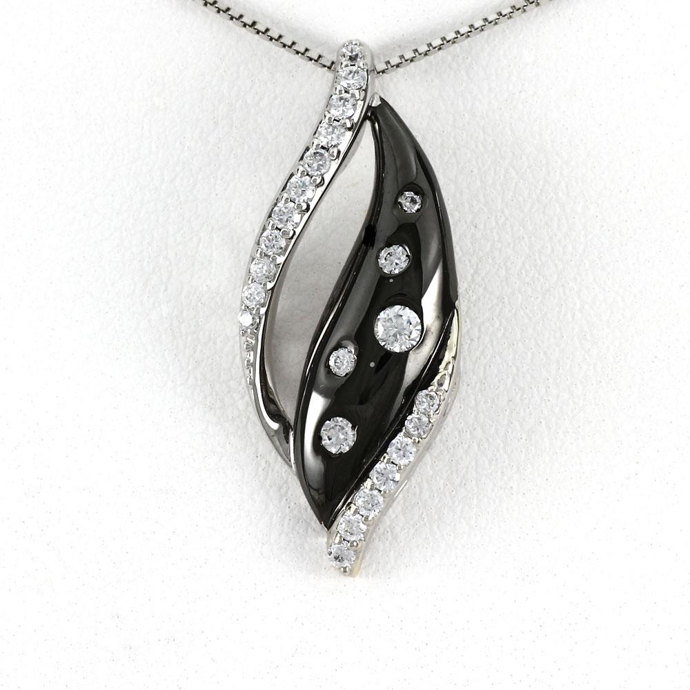 ダイヤモンド ネックレス ペンダント レディース ドロップ つゆ しずく 露 雫 プラチナ pt900