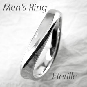 ダイヤモンド リング 指輪 メンズ 地金 カーブ ウェーブ マリッジダイヤモンド リング 結婚指輪 ゴールド 10k K10 10金