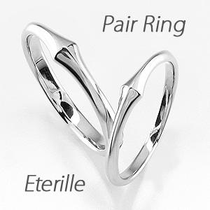 ペアリング 刻印 ゴールド 結婚指輪 マリッジリング シンプル 細身 地金 k18 18k 18金
