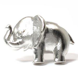 ラペルピン メンズ ダイヤモンド ぞう ゾウ 象 エレファント アニマル 地金 プラチナ pt900