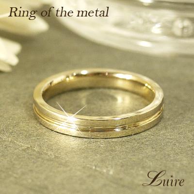 リング レディース 10金 地金リング K10ゴールド ホワイトゴールド イエローゴールド ピンクゴールド 記念日 結婚指輪 記念日 プレゼント マリッジリング
