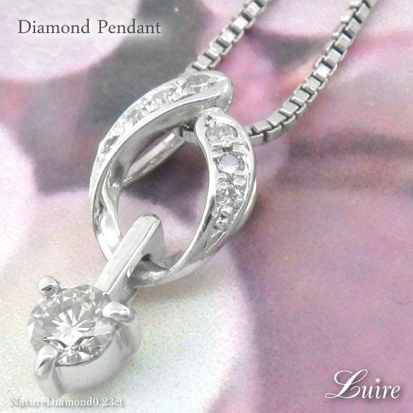 18K ネックレス K18ゴールド ダイヤモンド ダイヤ プレゼント K18ホワイトゴールド ペンダント 自分ご褒美 ブラ ギフト 誕生日