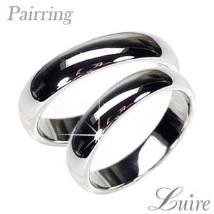 プラチナ900 幅広 ペアリング 甲丸地金 結婚指輪 マリッジリング プレゼント 誕生日