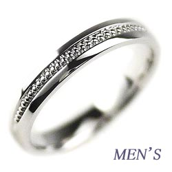 10K K10ゴールド 【送料無料】メンズリング 自分ご褒美 誕生日 結婚指輪 婚約指輪 K10ホワイトゴールドギフト 結婚記念 プレゼント 指輪 マリッジリング