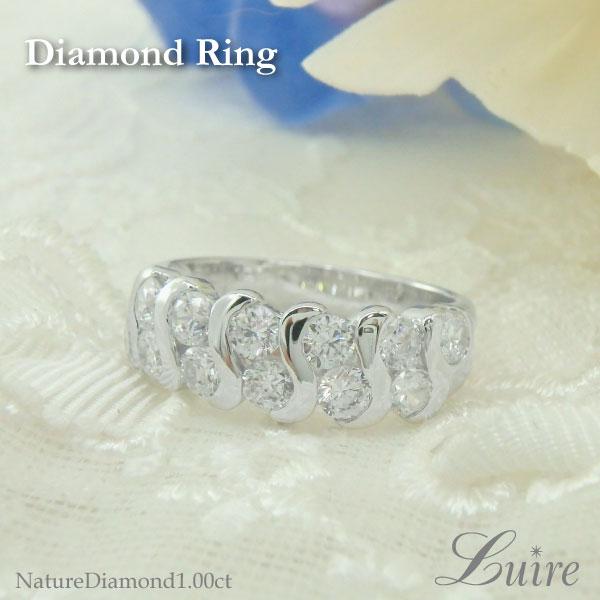 プラチナ900 幅広 リング プラチナ900 ダイヤモンド ゴージャス 誕生日 記念日 メモリアル 指輪 プレゼント ギフト 結婚記念