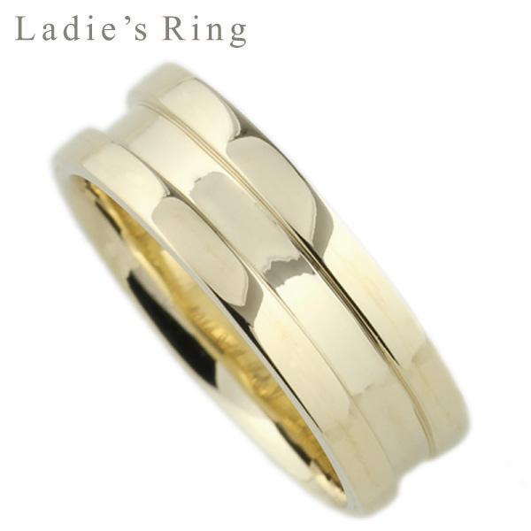 K18 ゴールド 地金リング 結婚指輪 K18ゴールド プレゼント マリッジリング 誕生日【K18WG】【K18YG】【K18PG】【送料無料】