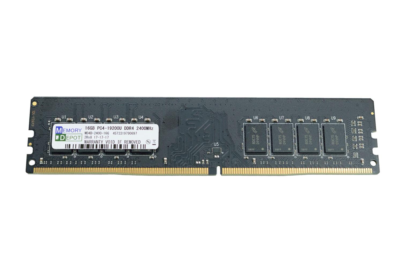 16GB PC4-19200/PC4-17000 DDR4 2400/2133 288pin DIMM PCメモリー 【相性保証付】