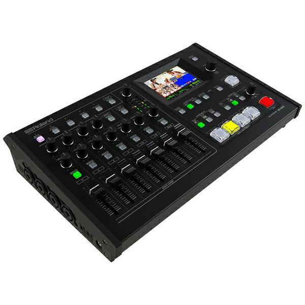 HD AVミキサー 贈与 完全送料無料 ローランド VR-4HD ポスカ付