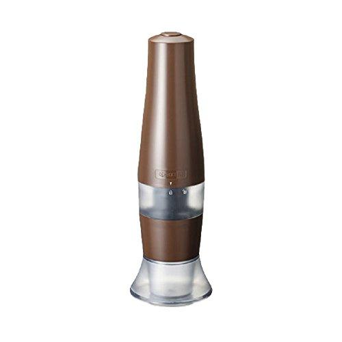 NEW ARRIVAL 京セラ プレゼント コーヒーミル セラミック 電動ミル CMD-70 コーヒー ブラウン