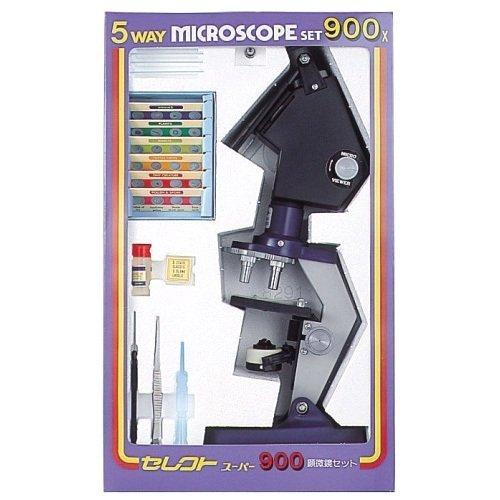 全国一律送料無料 顕微鏡 お洒落 ミザール セレクトスーパー900 ポスカ�