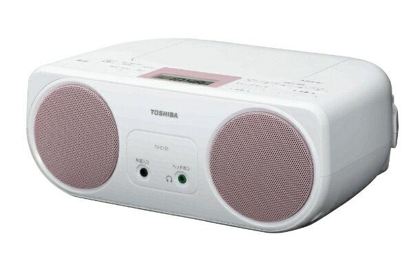 新着セール CDラジオ 東芝 TY-C151 S 激安通販ショッピング ポスカ付 シルバー