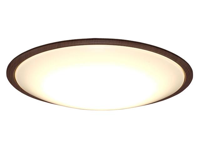アイリスオーヤマ LED0シーリングライト 登場大人気アイテム 国内送料無料 ~12畳 ECOHiLUX ポスカ付 ウォールナット CL12DL-5.11WFV-M