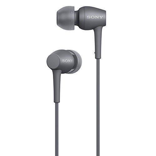 イヤホン(カナル型) SONY h.ear in 2 IER-H500A(B)ブラック ポスカ付